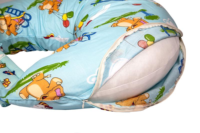 Наволочки на подушки для беременных 1000