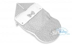 конверт-бантики-серебристые-с-карманом
