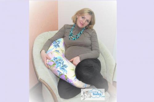 подушки для будущих мам